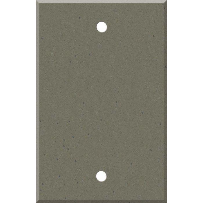 Corian Serene Sage Blank Wall Plate Cover