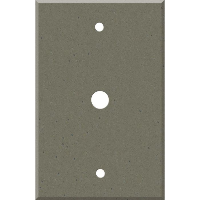 Corian Serene Sage Coax Cable TV Wall Plates