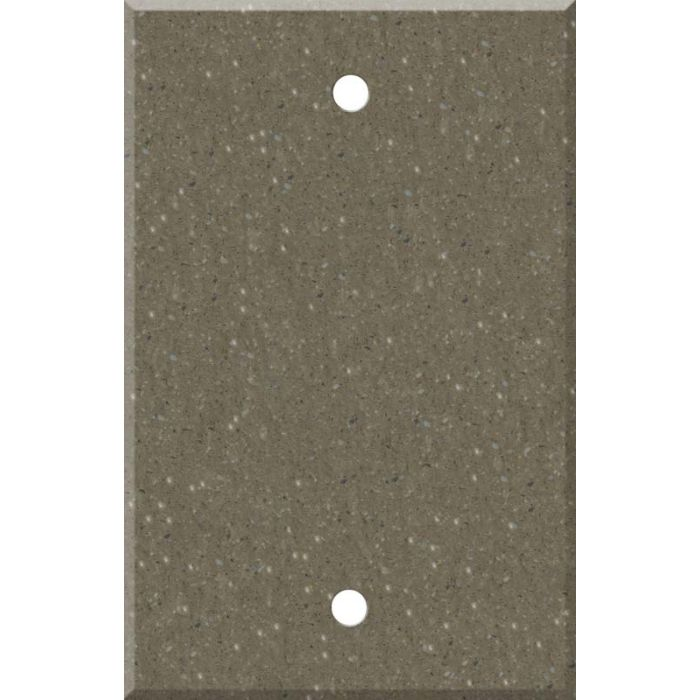 Corian Sonora Blank Wall Plate Cover
