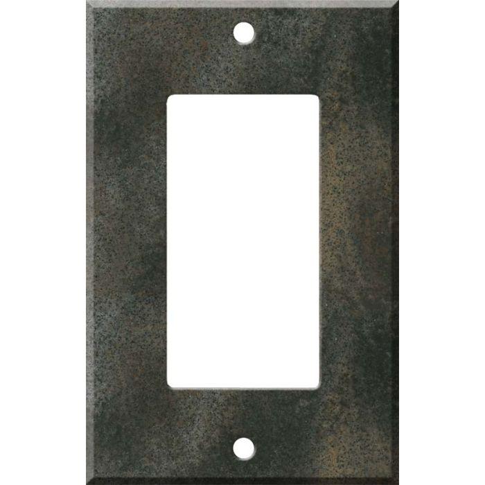 Corian Sorrel 1-Gang GFCI Decorator Rocker Switch Plate Cover