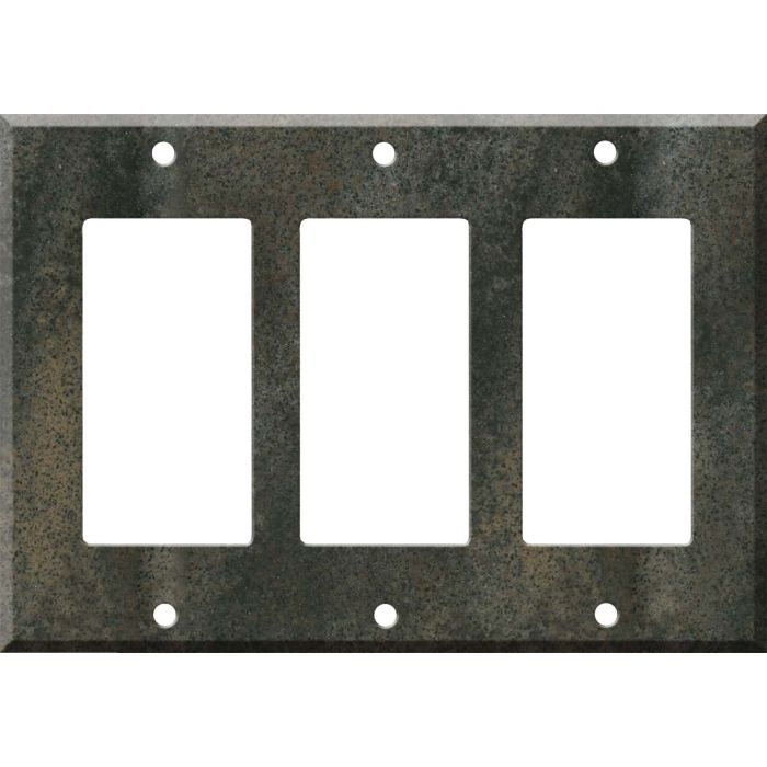 Corian Sorrel 3 - Rocker / GFCI Decora Switch Plate Cover