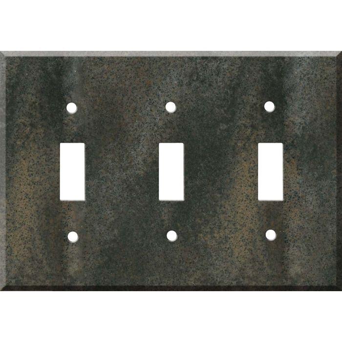 Corian Sorrel 3 - Toggle Switch Plates