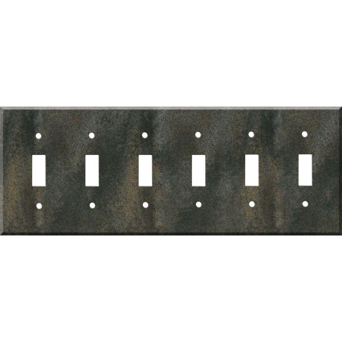 Corian Sorrel 6 Toggle Wall Plate Covers