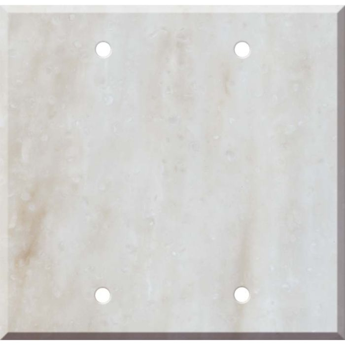 Corian Witch Hazel 2 Double Blank Wall Plates