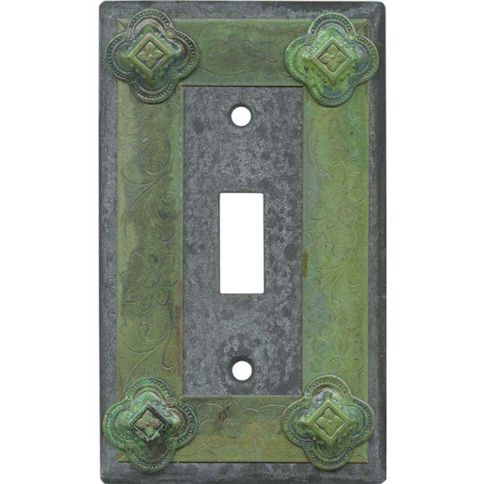 Design Single 1 Toggle Light Switch Plates