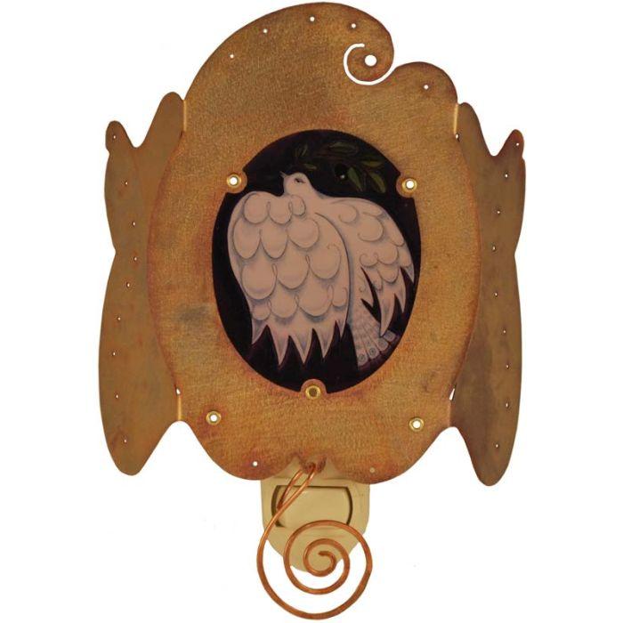 Dove of Peace Luminette