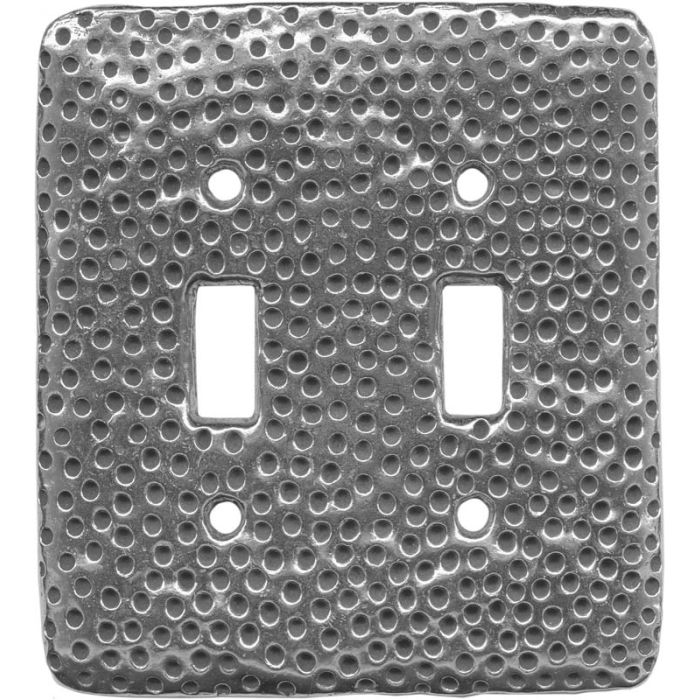 Escargot Double 2 Toggle Switch Plate Covers