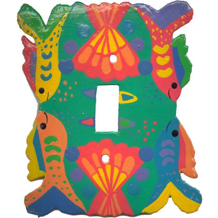 Fish and Shells - 1 Toggle