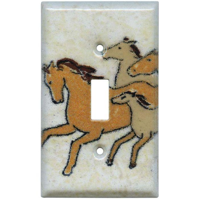 Galloping Herd - 1 Toggle