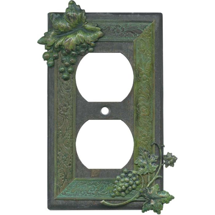 Grape Bunch - Outlet Covers