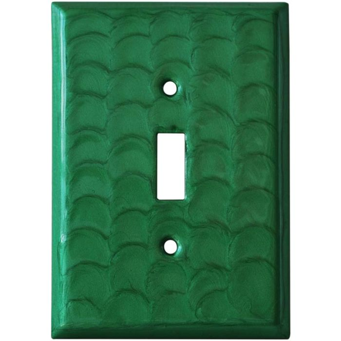 Green Motion - 1 Toggle Light Switch Plates