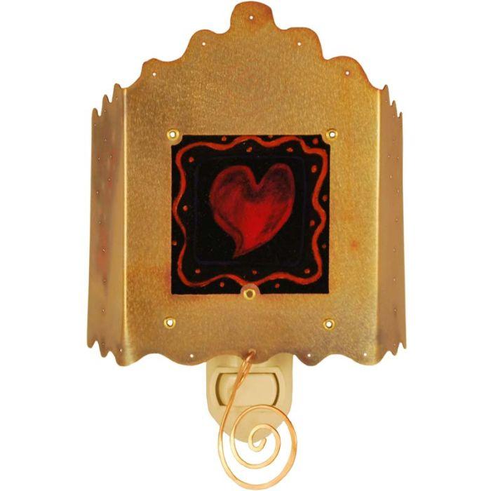 Heart Luminette