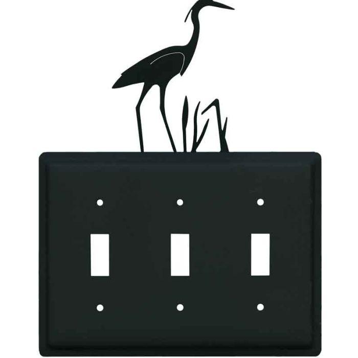Heron 3 - Toggle Switch Plates