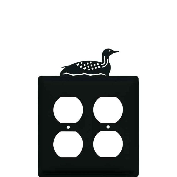Loon Wall Plates Outlet Covers