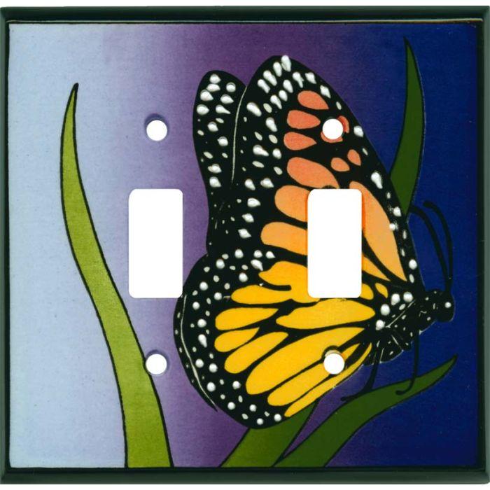 Monarch Ceramic2 Toggle Switch Plates