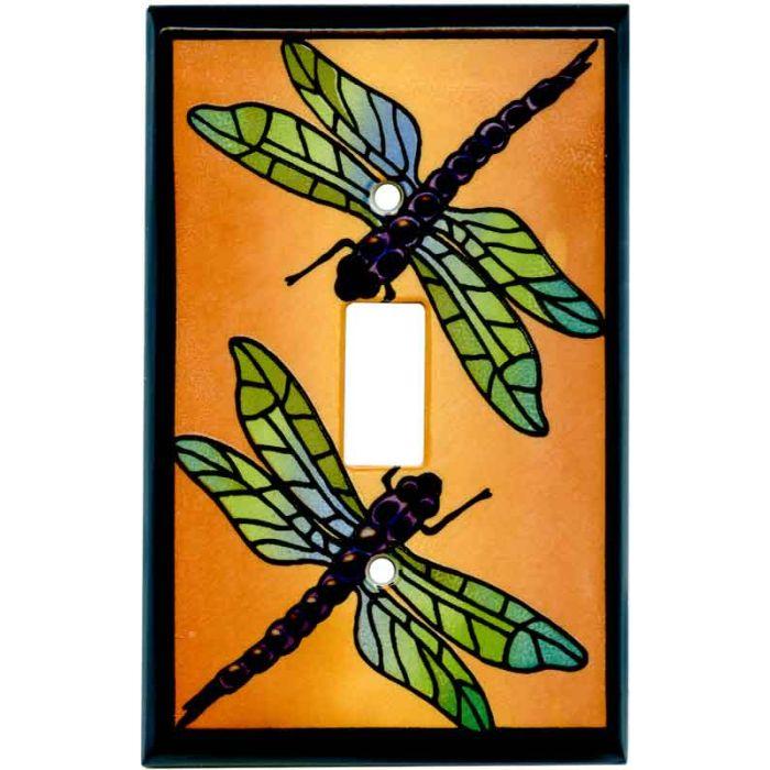 Multi Dragonfly Ceramic