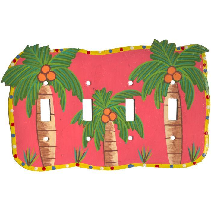 Palms Pink