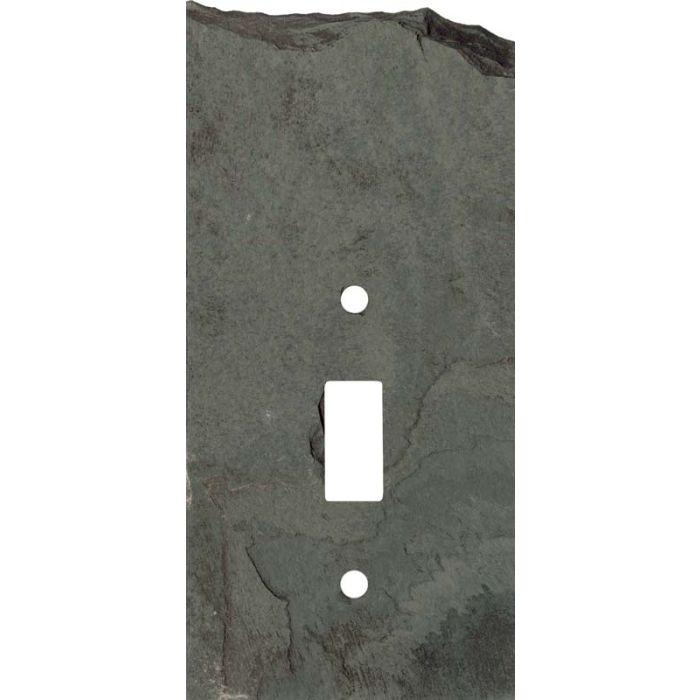 Petra Single 1 Toggle Light Switch Plates