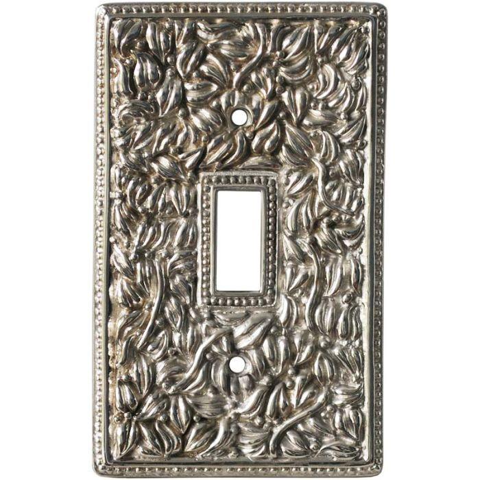 San Michele Antique Silver