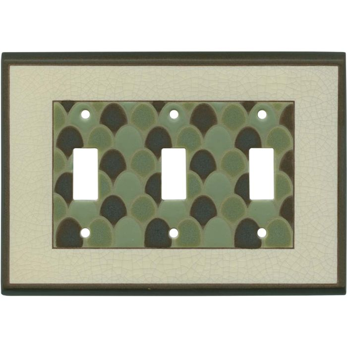 Scales Ceramic3 - Toggle Switch Plates