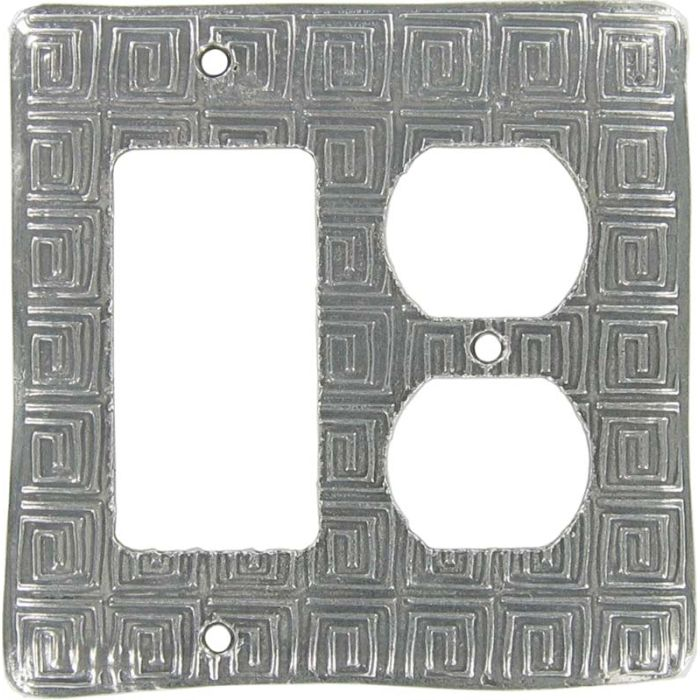 Scooby Combination GFCI Rocker / Duplex Outlet Wall Plates