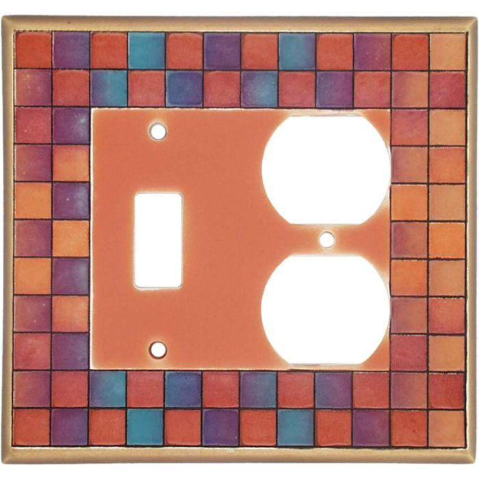 Square Multi Ceramic
