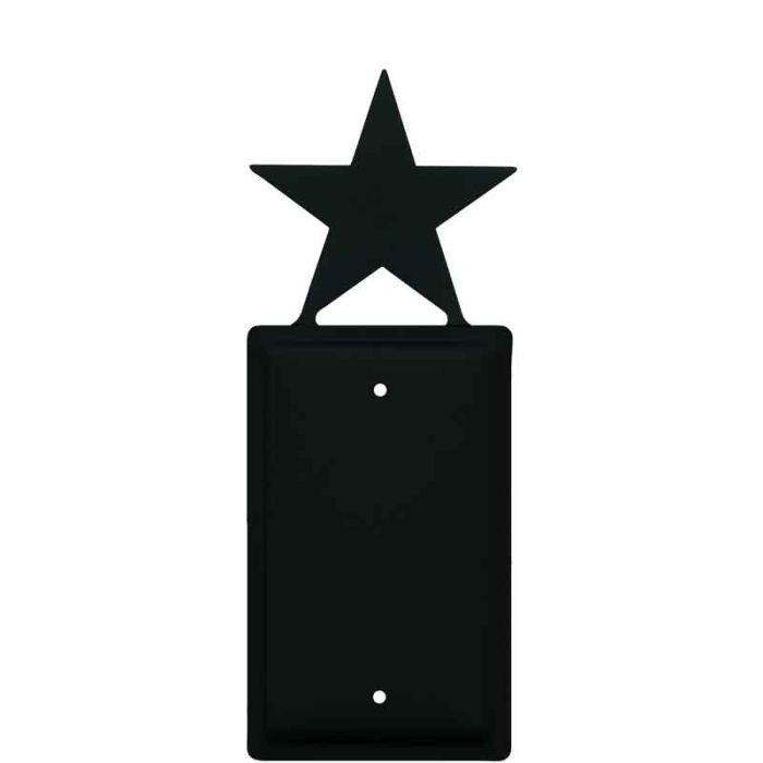 Star - Blank Plate
