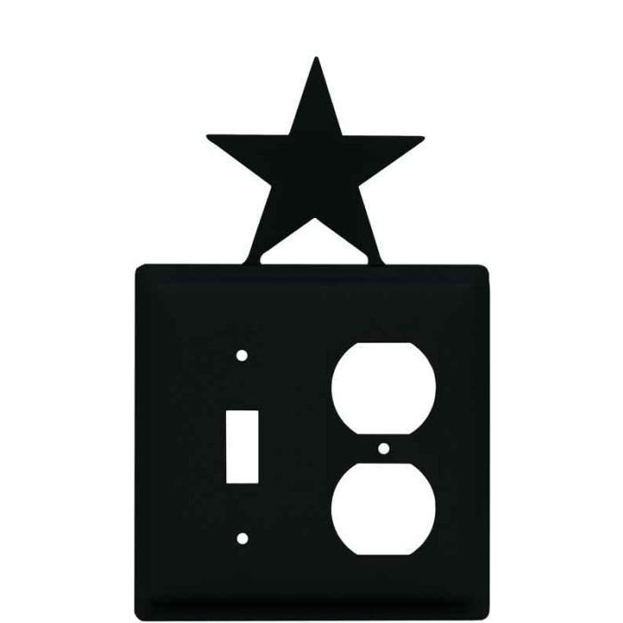Star Combination 1 Toggle / Outlet Cover Plates