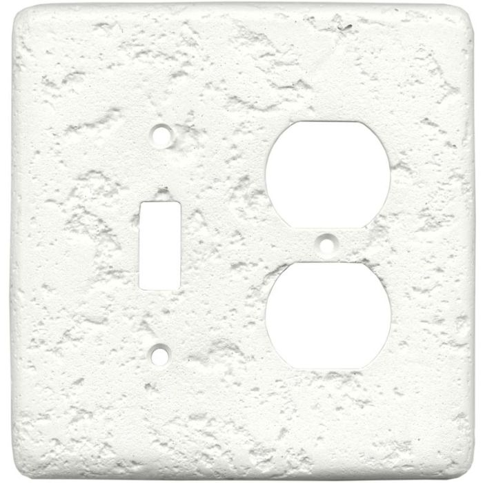 Stonique Linen Combination 1 Toggle / Outlet Cover Plates