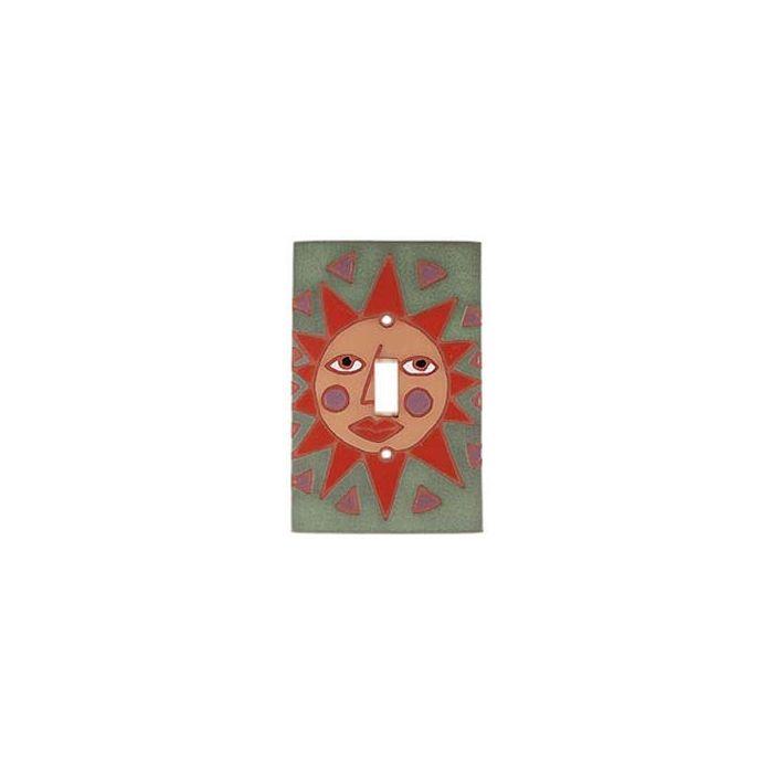 Sunny Single 1 Toggle Light Switch Plates
