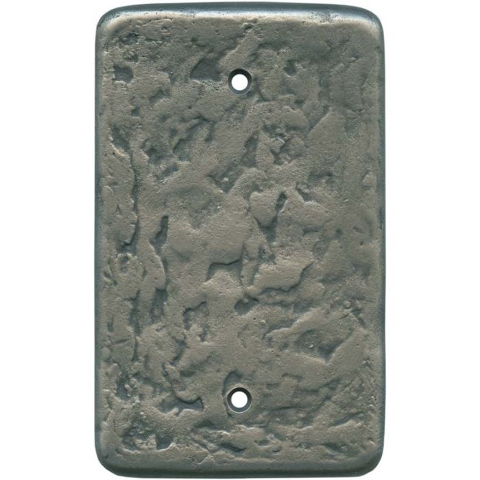 Texture Antique Pewter - Blank Wall Plates