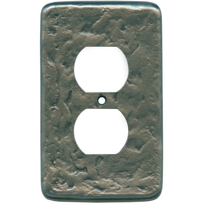 Texture Antique Pewter - Outlet Covers