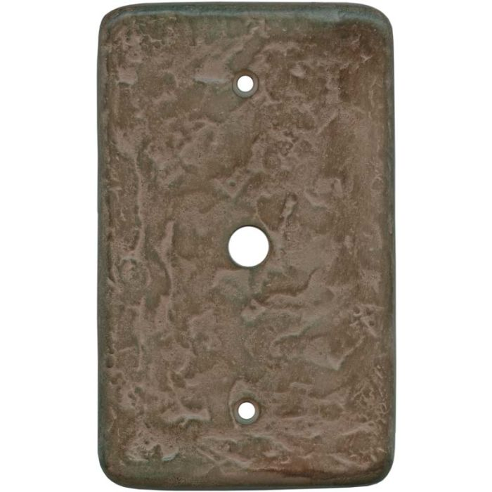 Texture Brown Clay - Cable Wall Plates