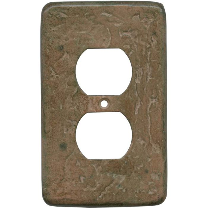 Texture Brown Clay - Outlet Covers