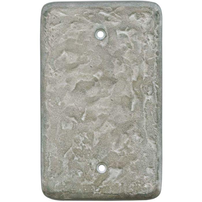 Texture Smokey Taupe - Blank Wall Plates