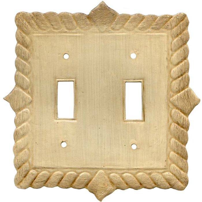 Viet Nam Double 2 Toggle Switch Plate Covers