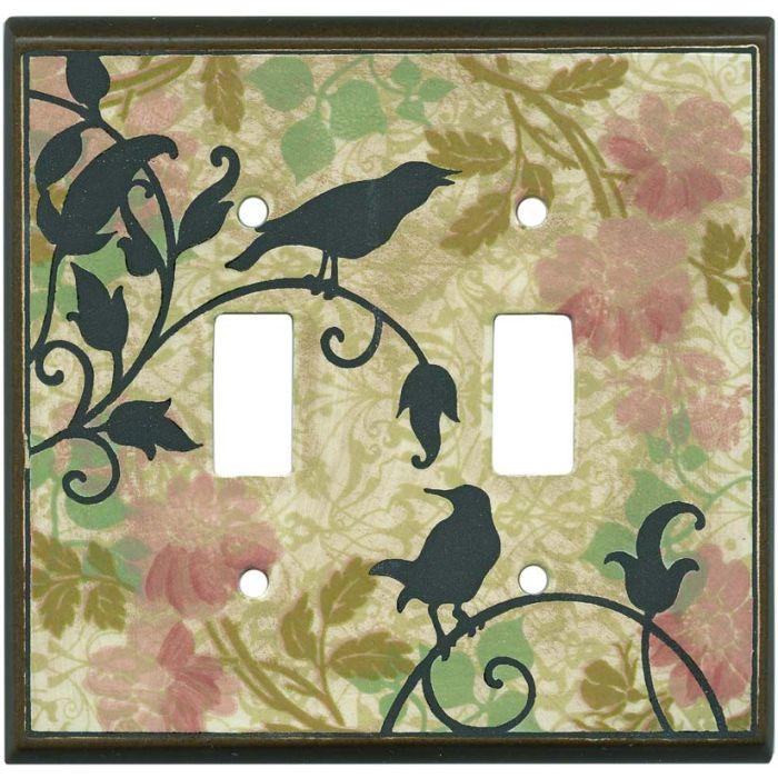 Vintage Songbirds Ceramic