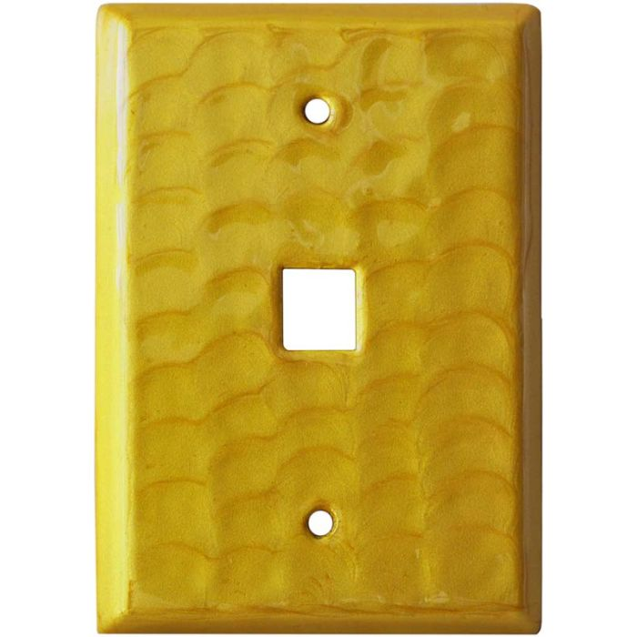 Yellow Motion - 1 Port Modular Plates