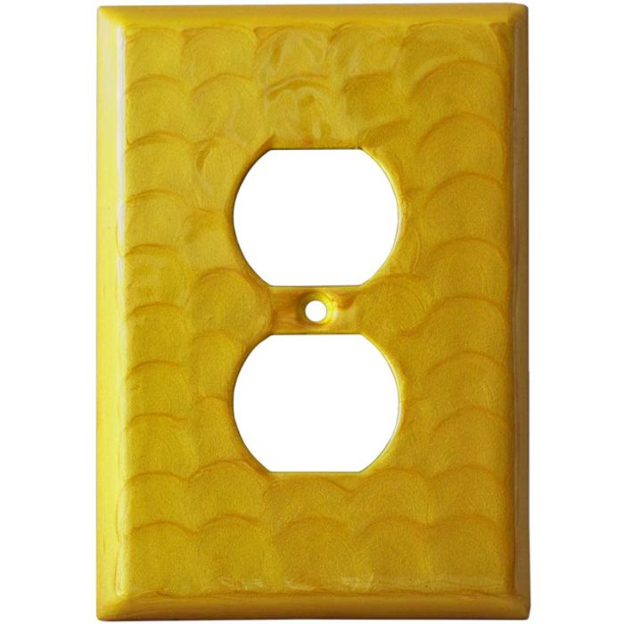 Yellow Motion - Outlet Covers