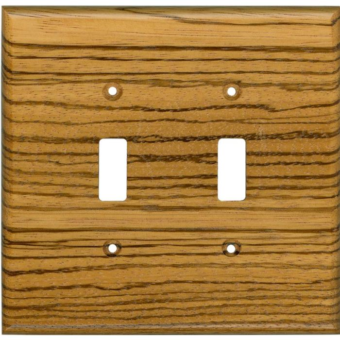 Zebrawood Satin Lacquer