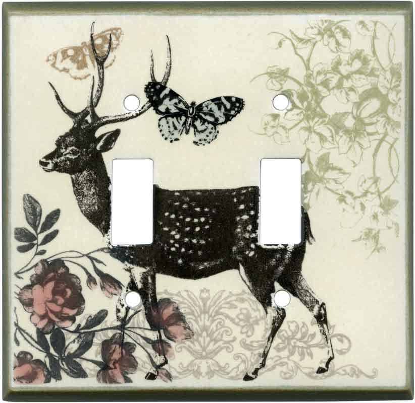 Deer Ceramic