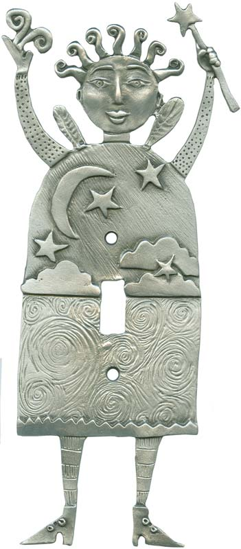 Fairy Godmother switch plates & outlet covers