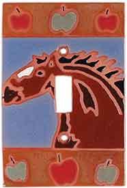 Horse Apple - 1 Toggle