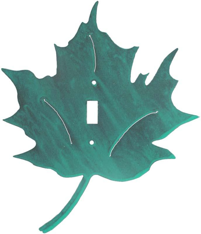 Maple Leaf Verdigris