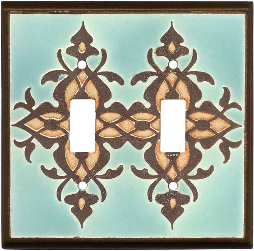 Persian Turquoise Ceramic