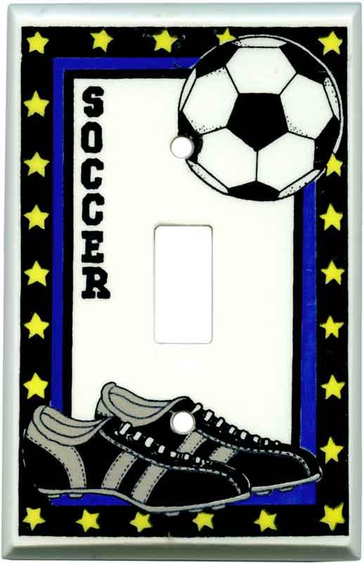 Soccer All Star Ceramic