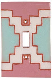 Up - Down Single 1 Toggle Light Switch Plates