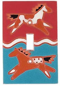 Which Way Southwest Single 1 Toggle Light Switch Plates