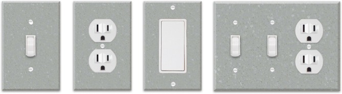 Switch Hits Decorative Outlet Covers Light Switch Plates